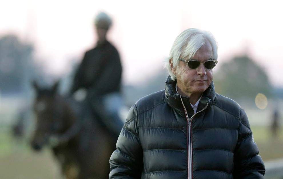 Bob Baffert aiming to notch first 1-2 Kentucky Derby finish since 1948 _lowres
