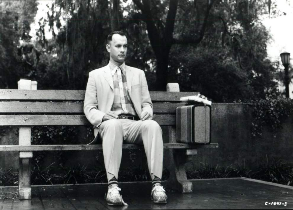 At 20, endearing 'Forrest Gump' makes another run _lowres