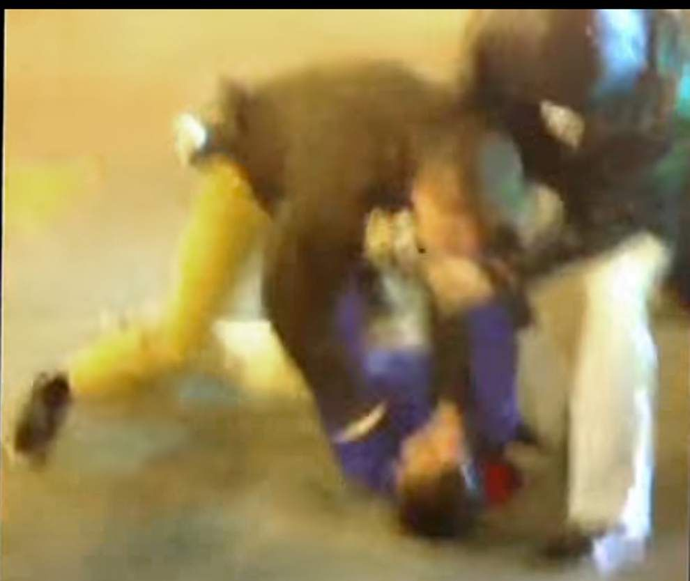 High school student punched by Jefferson Parish deputy seeks more than $5 million in federal lawsuit _lowres