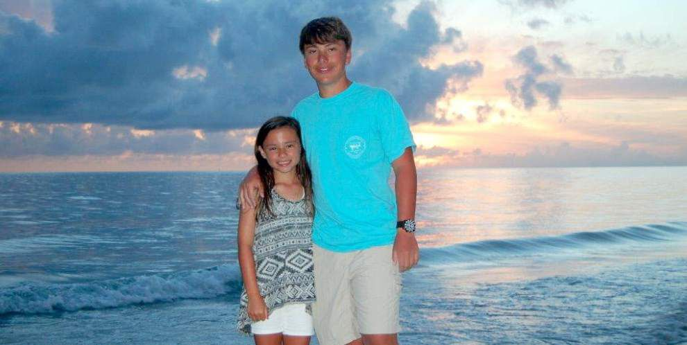 Baton Rouge siblings honored for helping marine animals affected by BP oil spill _lowres
