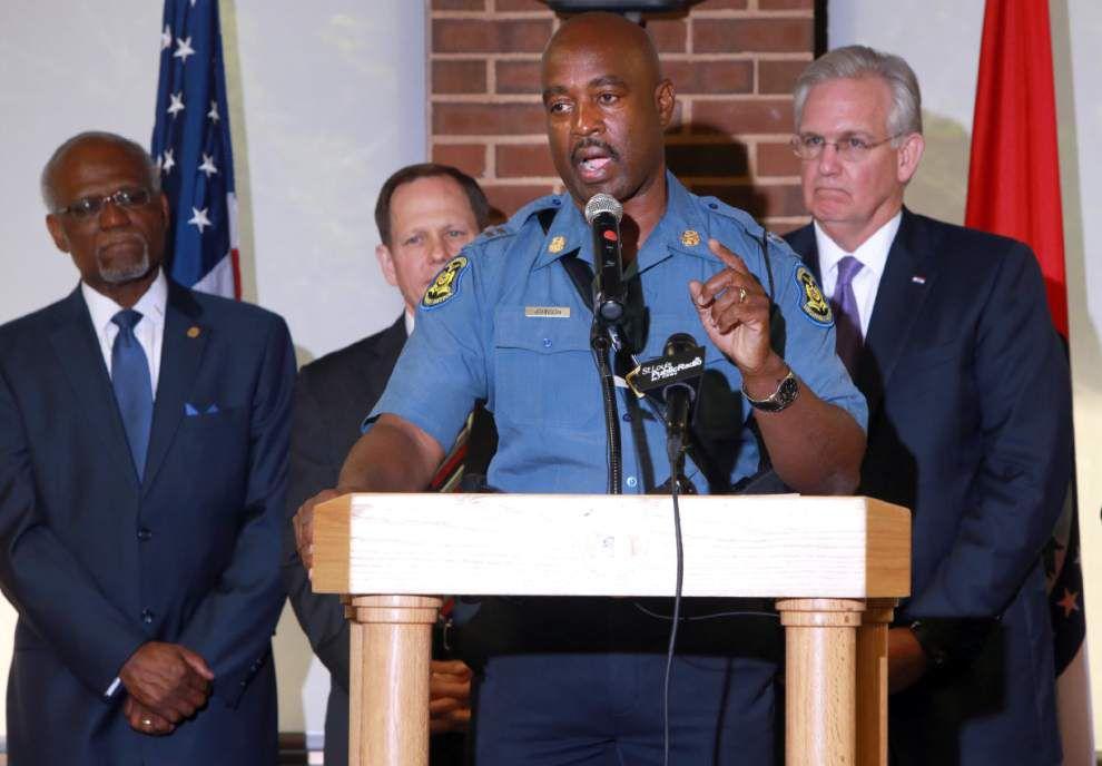 Missouri Highway Patrol seizes control of Ferguson _lowres