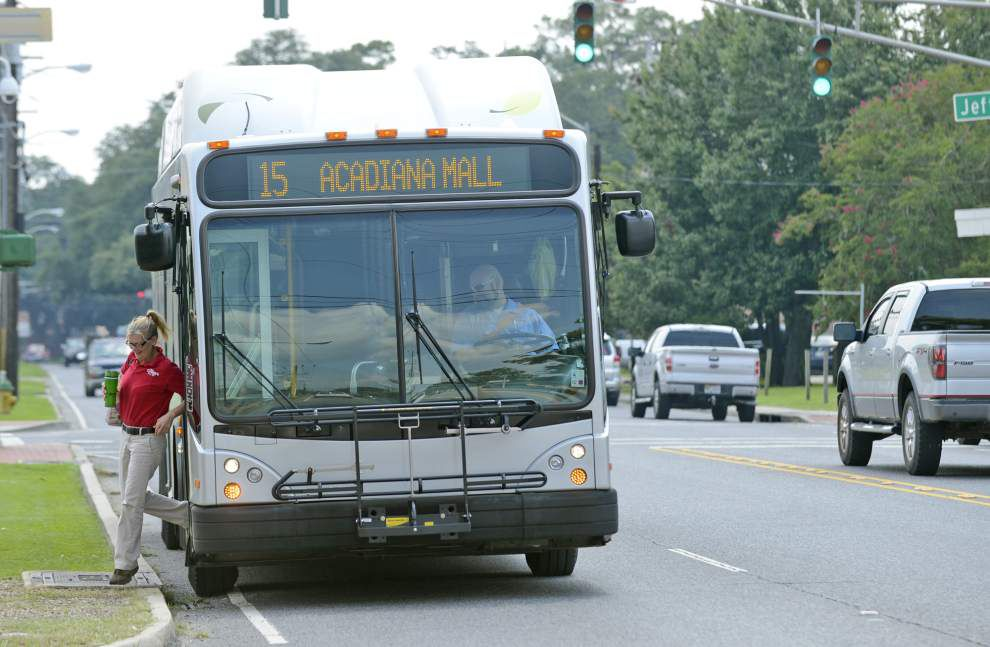 Lafayette bus service cuts wait time, begins work on smartphone app _lowres
