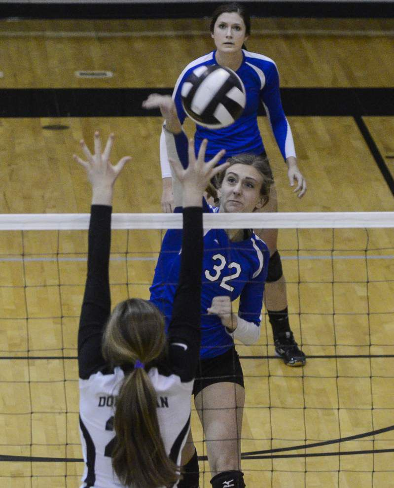 Dominican sweeps past Mandeville _lowres