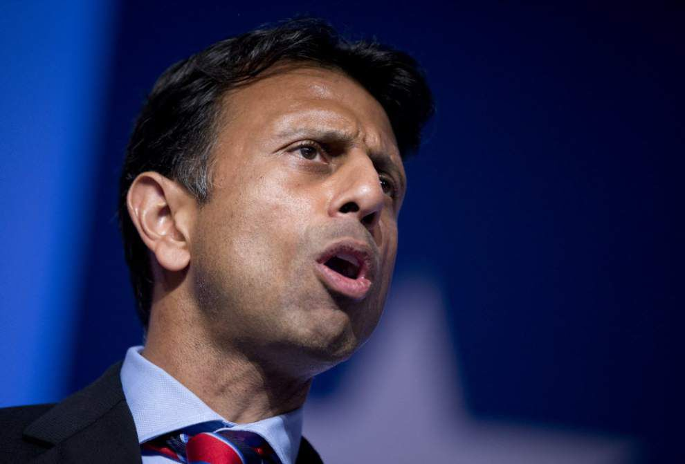 Jindal says Common Core critics need legal protection _lowres