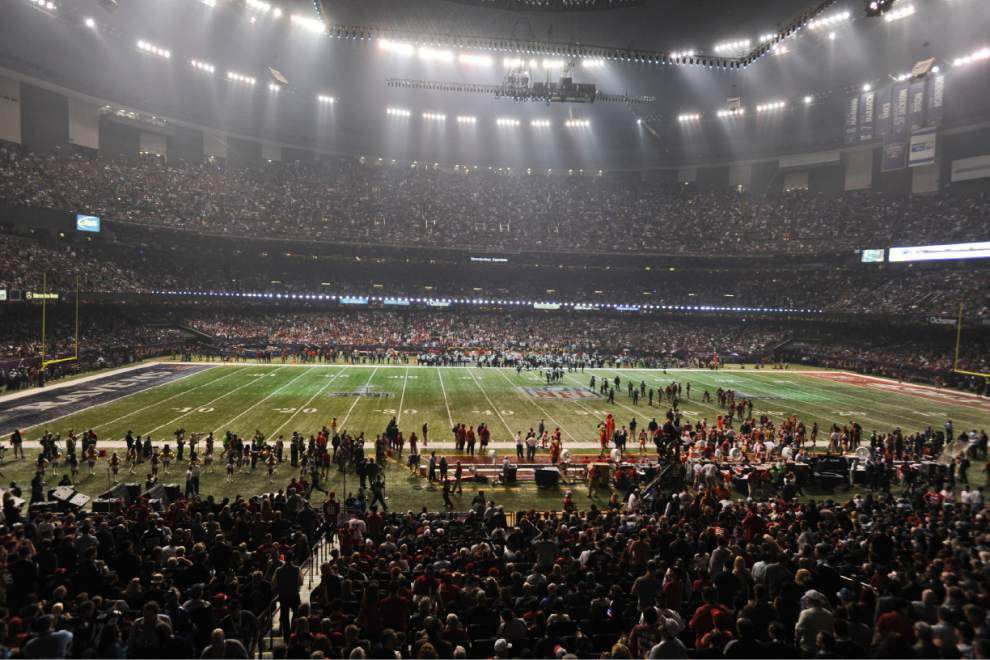Steps taken to prevent another power failure at Mercedes-Benz Superdome _lowres