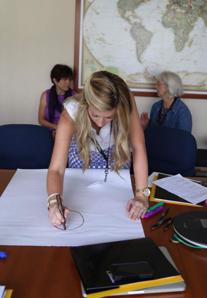 Rollins Place teacher named 'geo-educator' _lowres