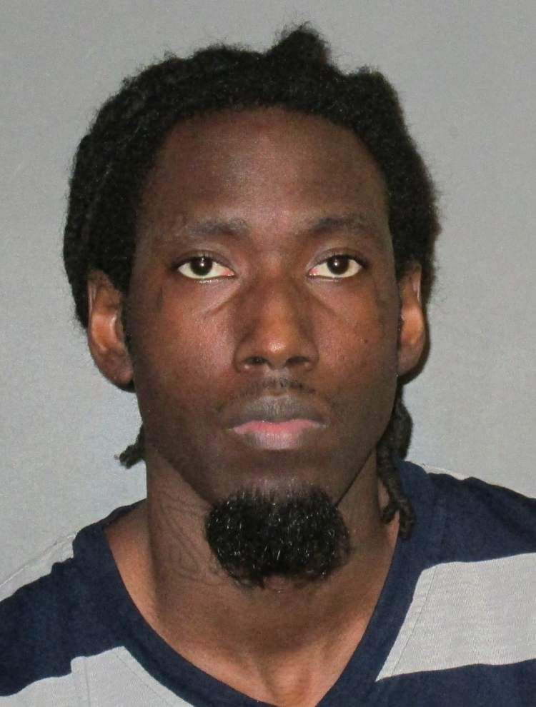 Sex offender accused of filming LSU student in shower brought to BR jail _lowres