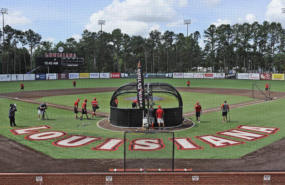 Rabalais: Ragin' Cajuns' year has been 'magical' — and there's more left _lowres