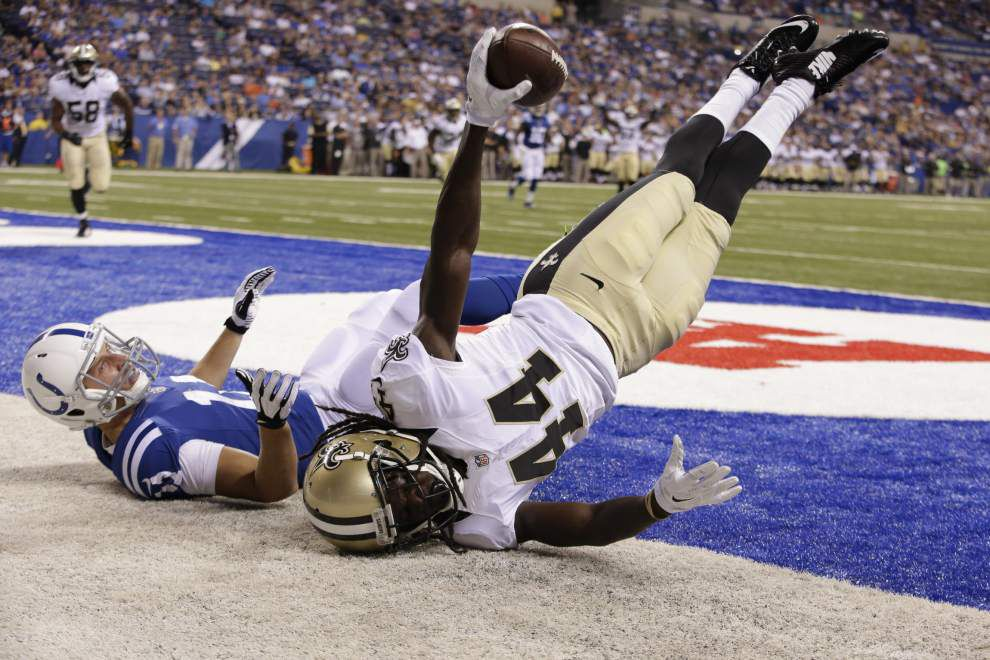 Roster Watch, Injury Report for Saints vs. Ravens preseason finale _lowres