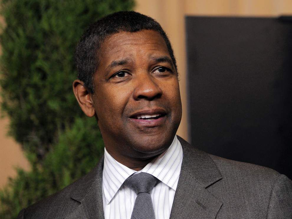 Denzel Washington to give Dillard University's spring commencement address _lowres