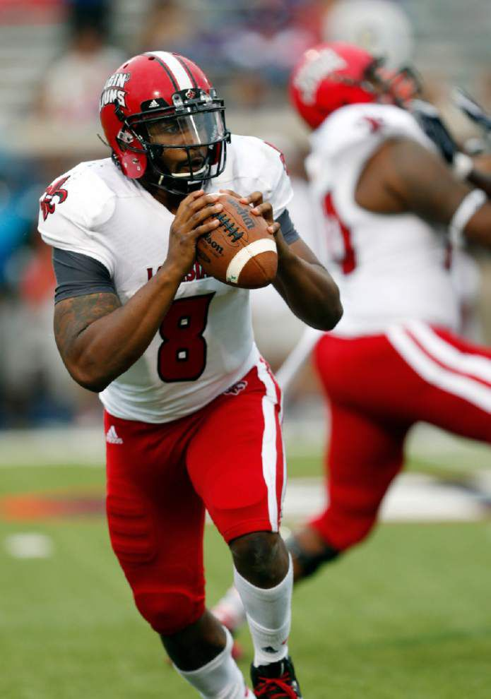 Cajuns relish chance for redemption against South Alabama _lowres