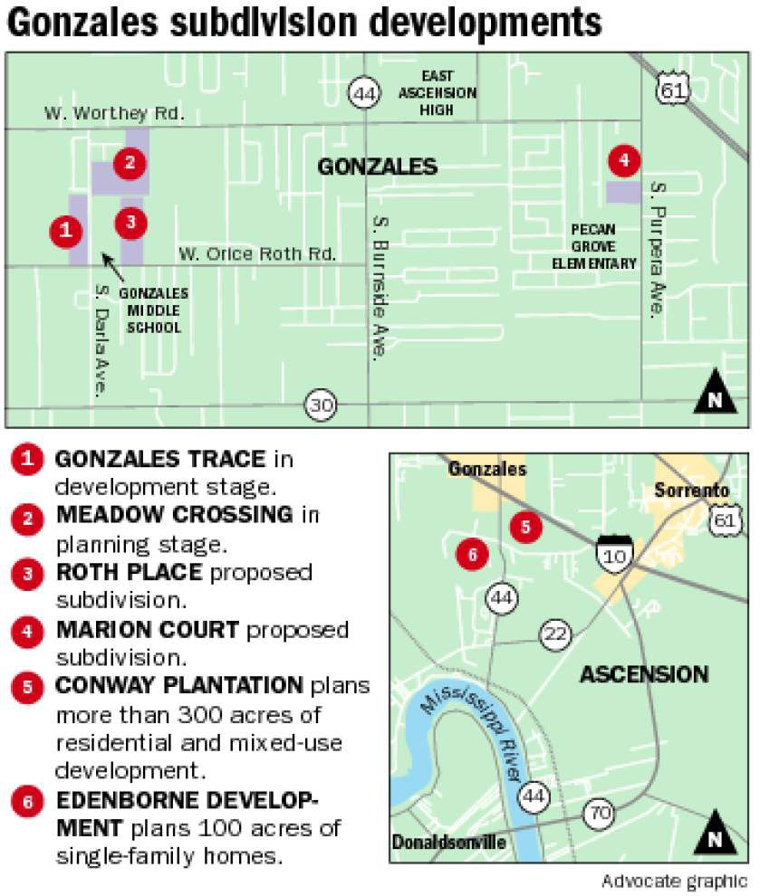 Chemical corridor expansions make Gonzales a housing boom target _lowres