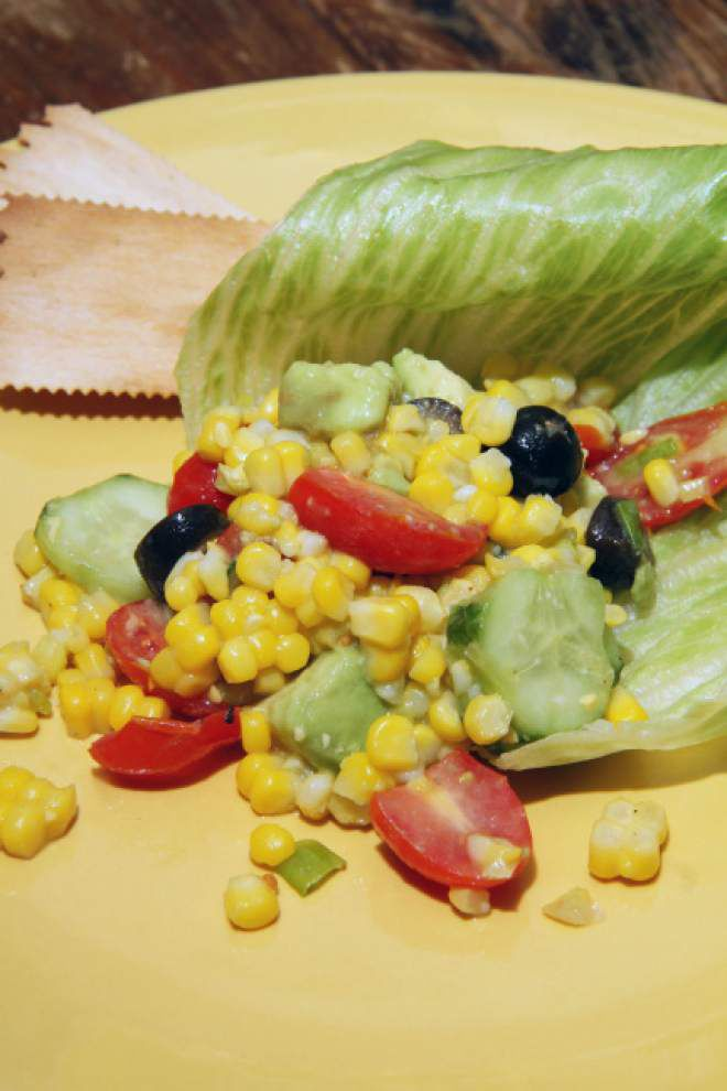 Gourmet Galley: Get creative with versatile, sweet corn this summer _lowres