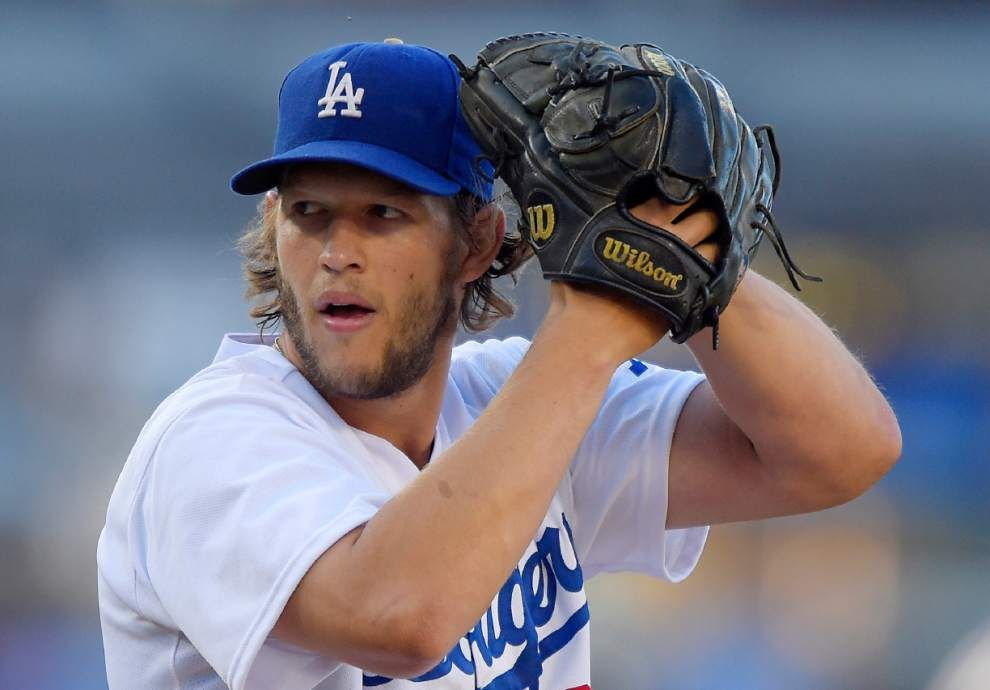 Clayton Kershaw, Mike Trout take MVP awards home to Los Angeles _lowres