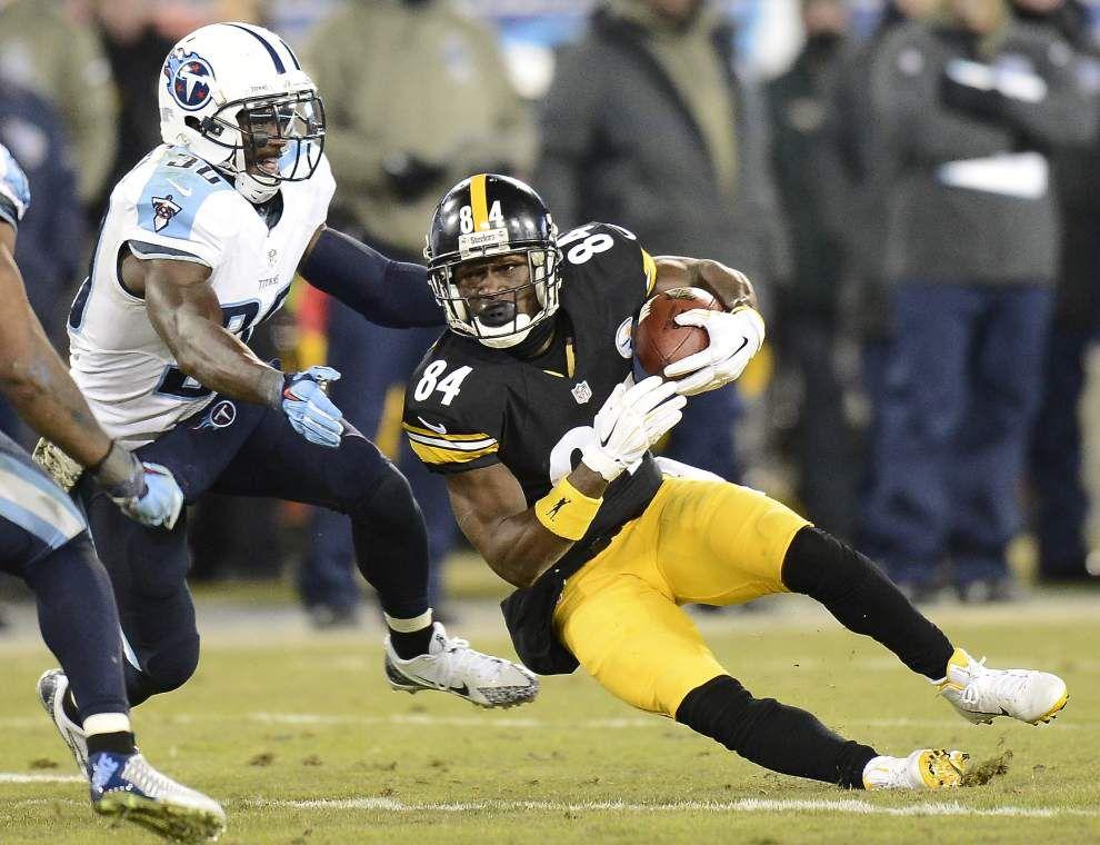 Week 13: Saints at Steelers first look _lowres