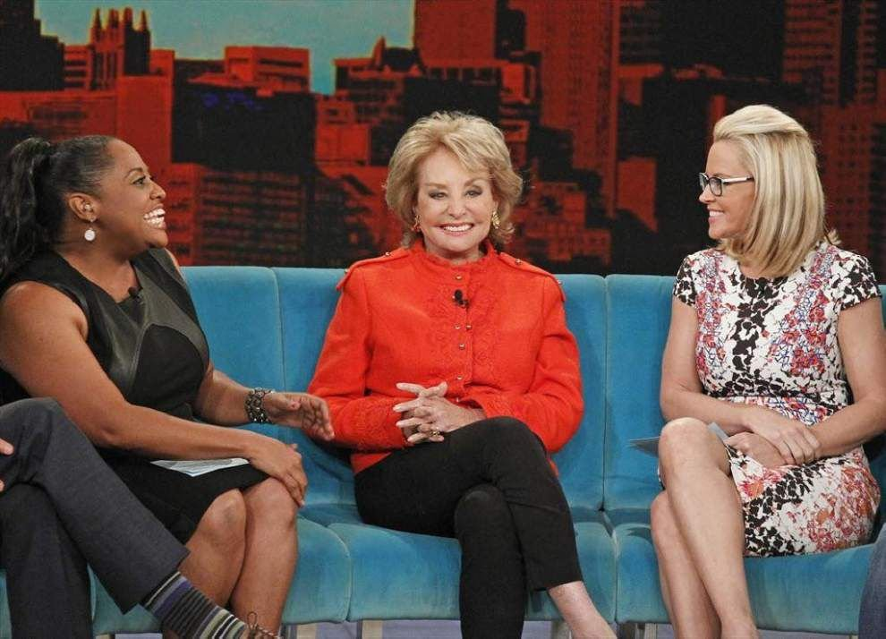 Barbara Walters still a ratings power _lowres