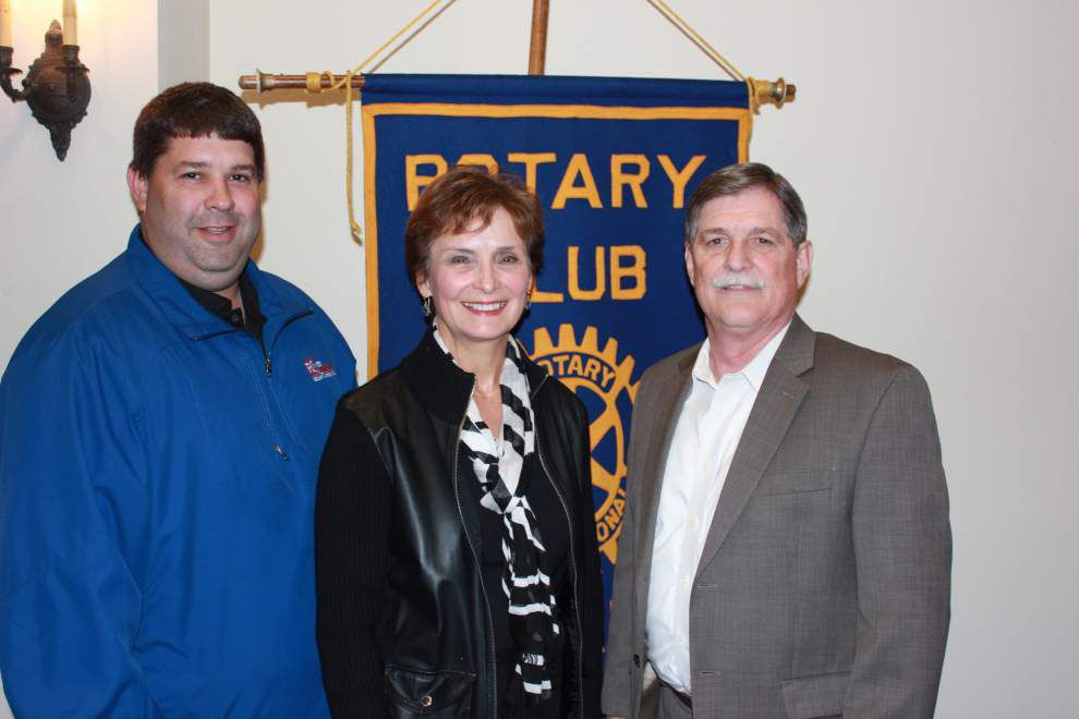 Health care forum CEO addresses Rotary Club _lowres