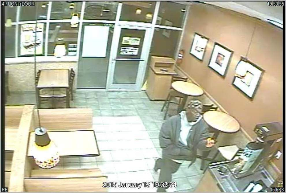WWL: Subway robberies suspect arrested in Franklinton _lowres