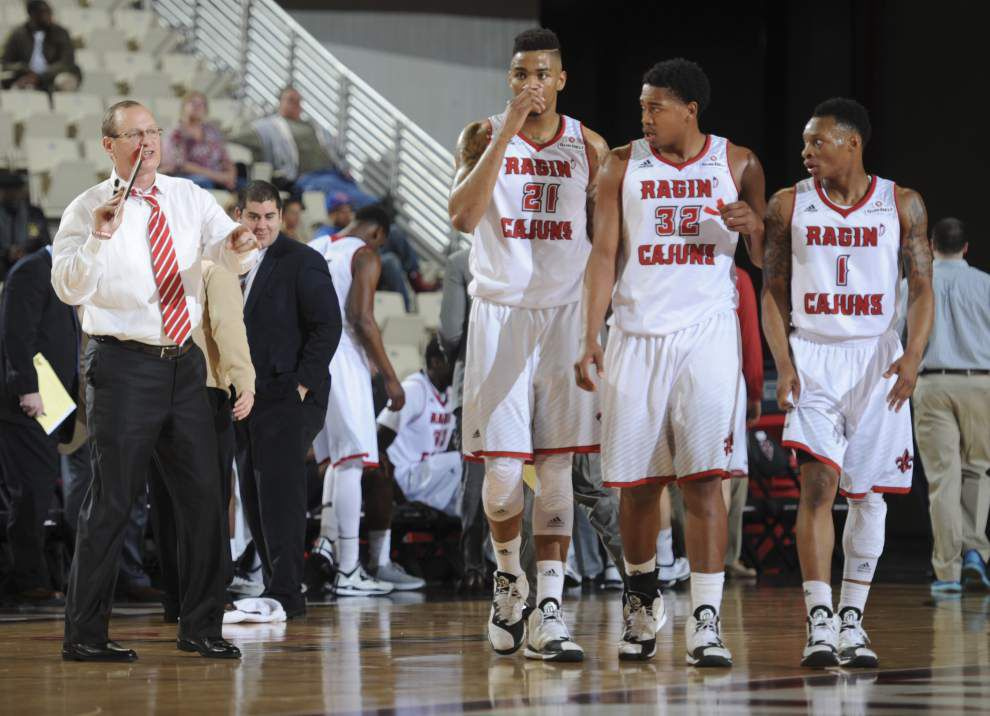 Cajuns basketball: Similarities surface with Georgia Southern rematch looming _lowres