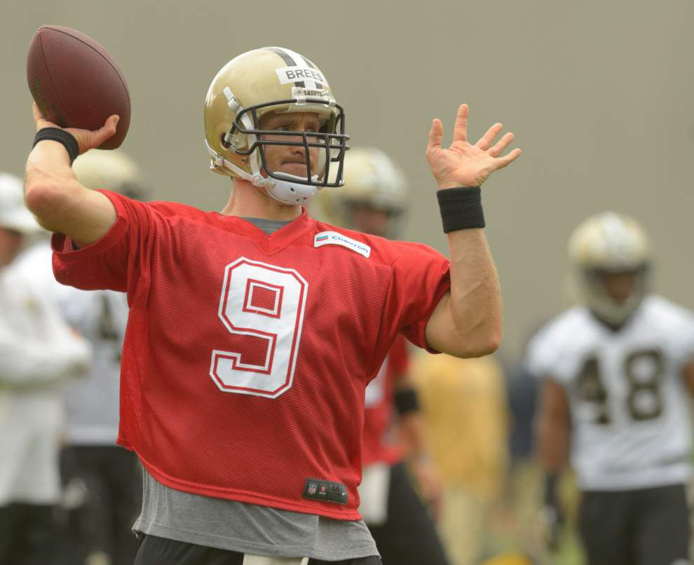 Brees is No. 14 in NFL merchandise sales _lowres