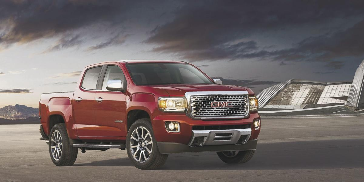 Westside Chevrolet Used Cars 2017 GMC Canyon   Cars   theadvocate.com