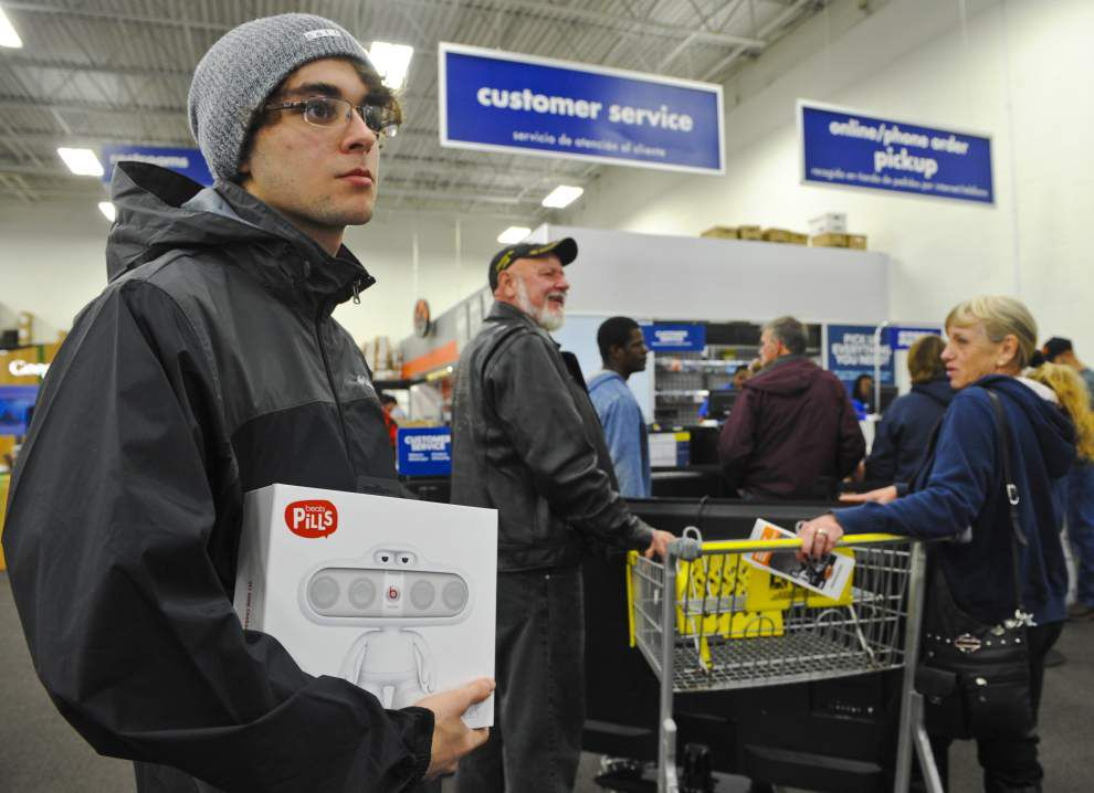 Lafayette stores busy with Christmas returns, exchanges _lowres