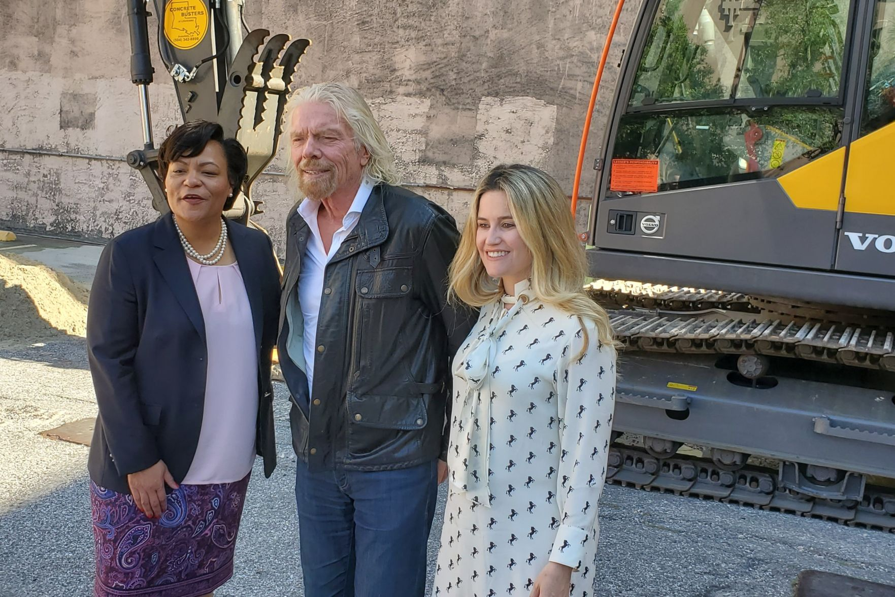 Richard Branson's Virgin Hotel opening in New Orleans in 2021; hotel will cost $80M, host 230 rooms