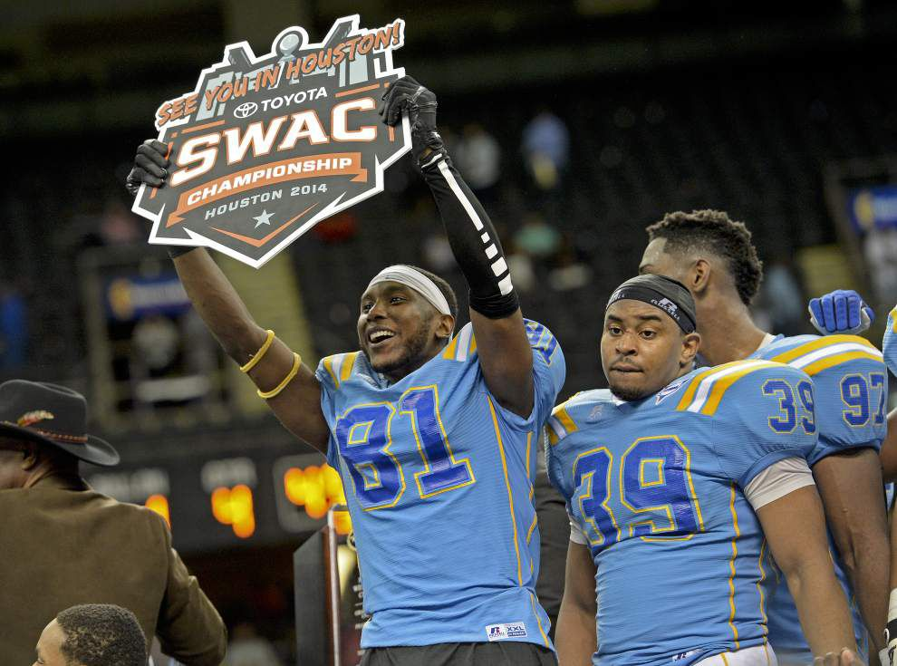 Podcast: Southern gets an Alcorn State rematch in the SWAC championship game _lowres