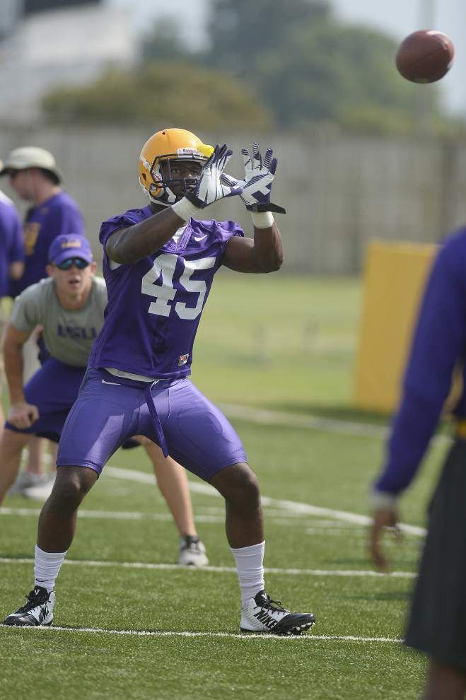 Deion Jones leads LSU's special teams into 2014 _lowres