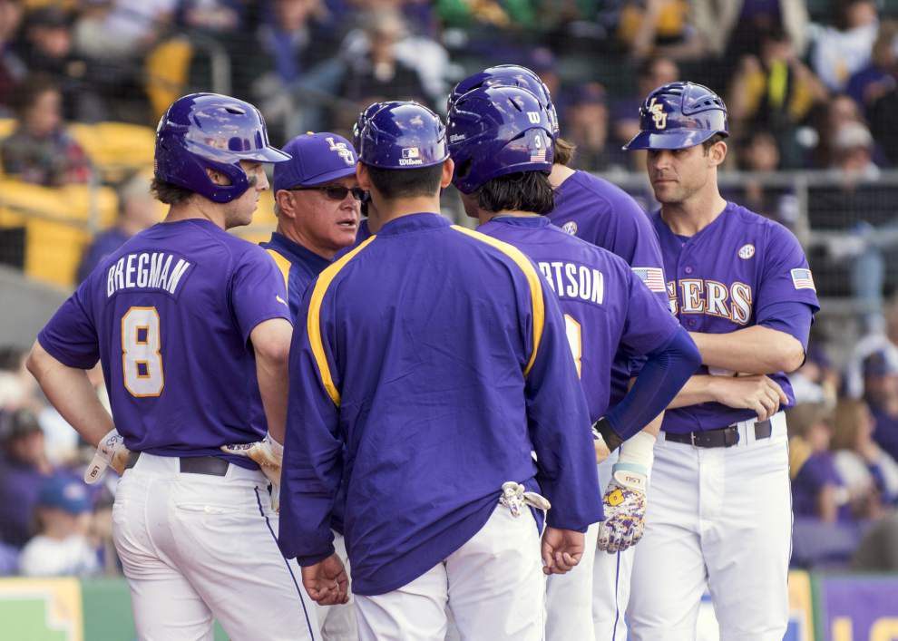 LSU baseball pregame: The Tigers vs. Nicholls State at Alex Box Stadium, 6:30 p.m., Wednesday _lowres