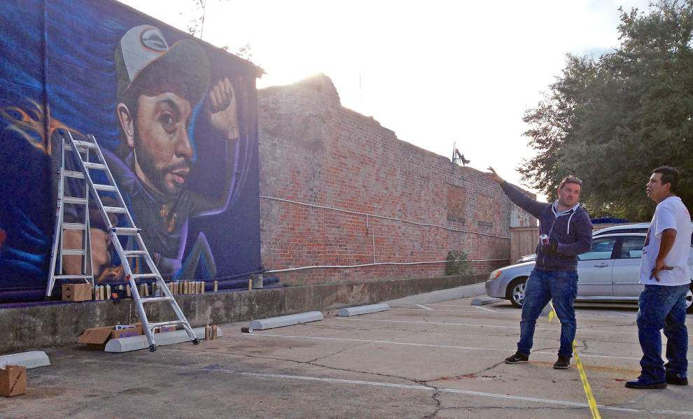 World's finest graffiti artists leave mark on Baton Rouge _lowres