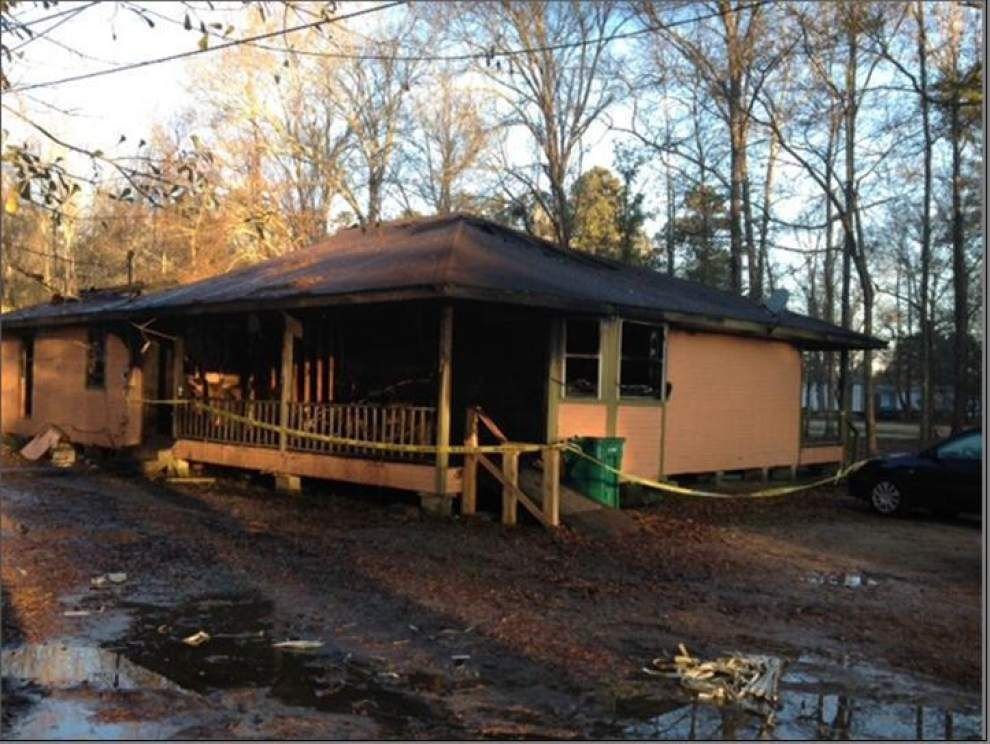 Woman killed in Natalbany fire; four escape, State Fire Marshal's Office says _lowres