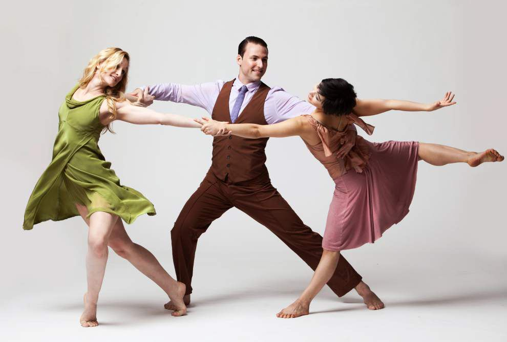 N.Y. dance company sets performances, outreach _lowres