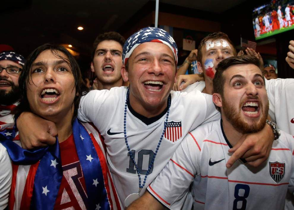 Rea: Just one win, but plenty of worldwide respect for U.S. soccer _lowres