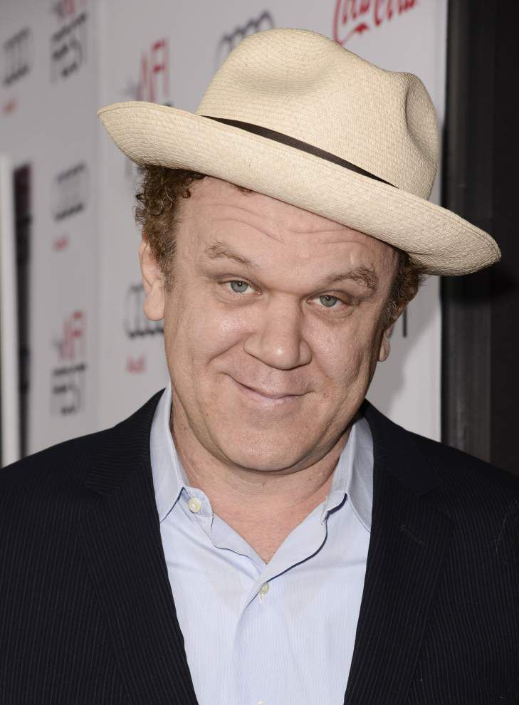 Actor John C. Reilly to reign as Bacchus _lowres