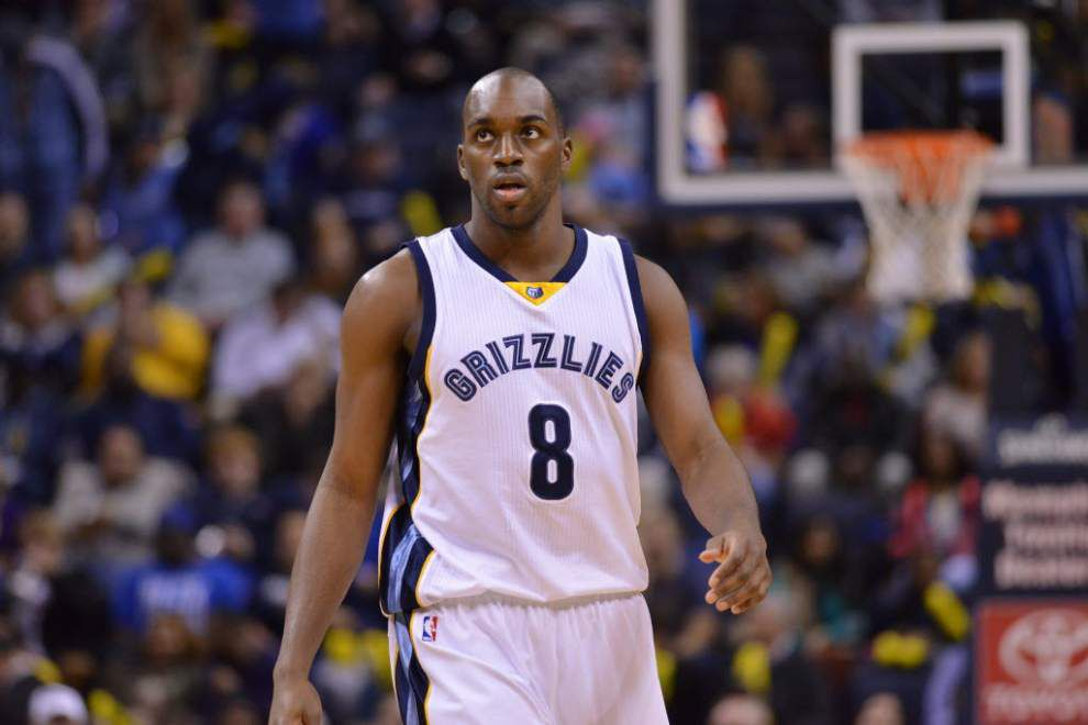 Report: Pelicans part of a three-way trade talk with Boston, Memphis to get Grizzlies Quincy Pondexter _lowres