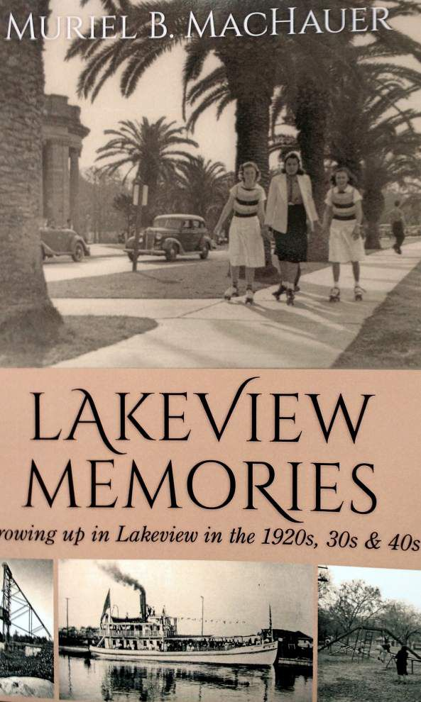 Math teacher writes about early decades of Lakeview _lowres
