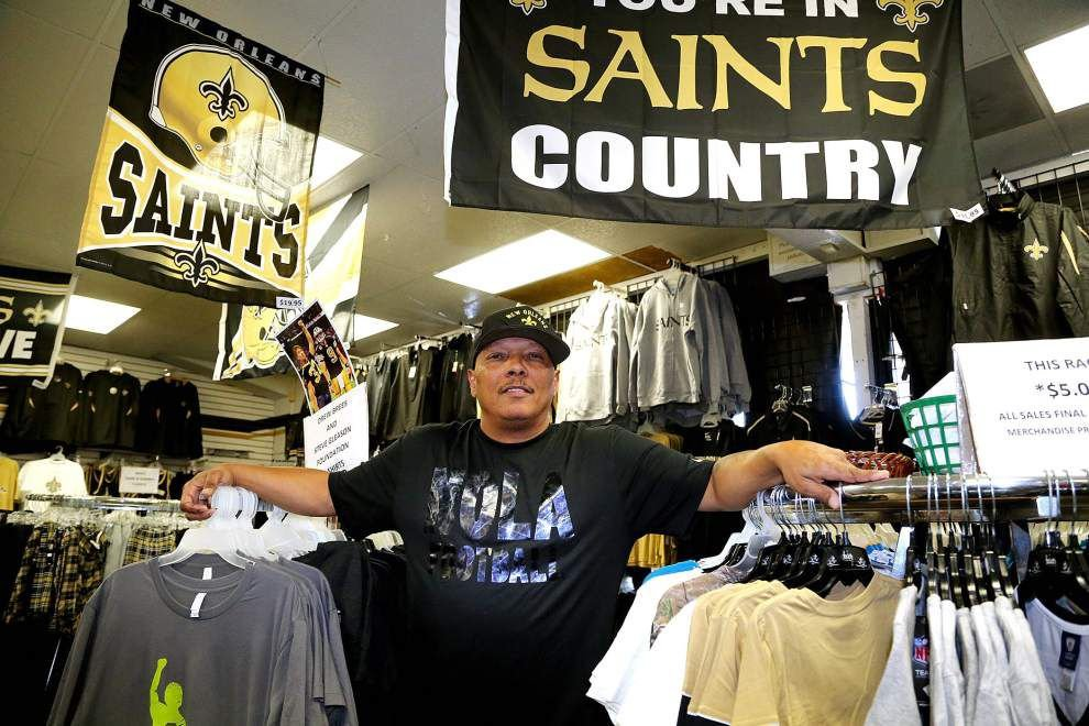 N.O. musicians seek out Saints games on the road, stick close to TVs _lowres
