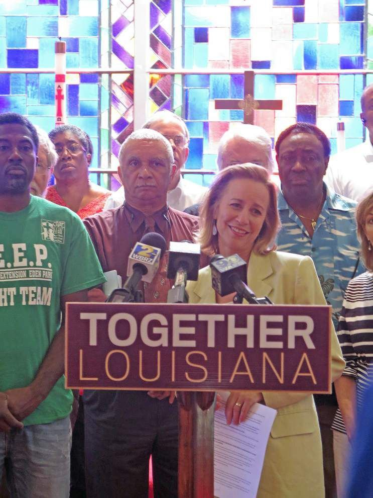 Together Louisiana to push feds for payday loan changes _lowres