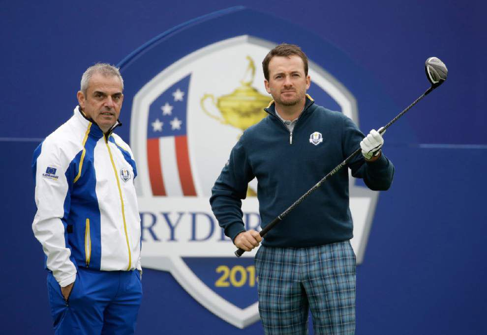 'Template' working for Europeans in Ryder Cup _lowres