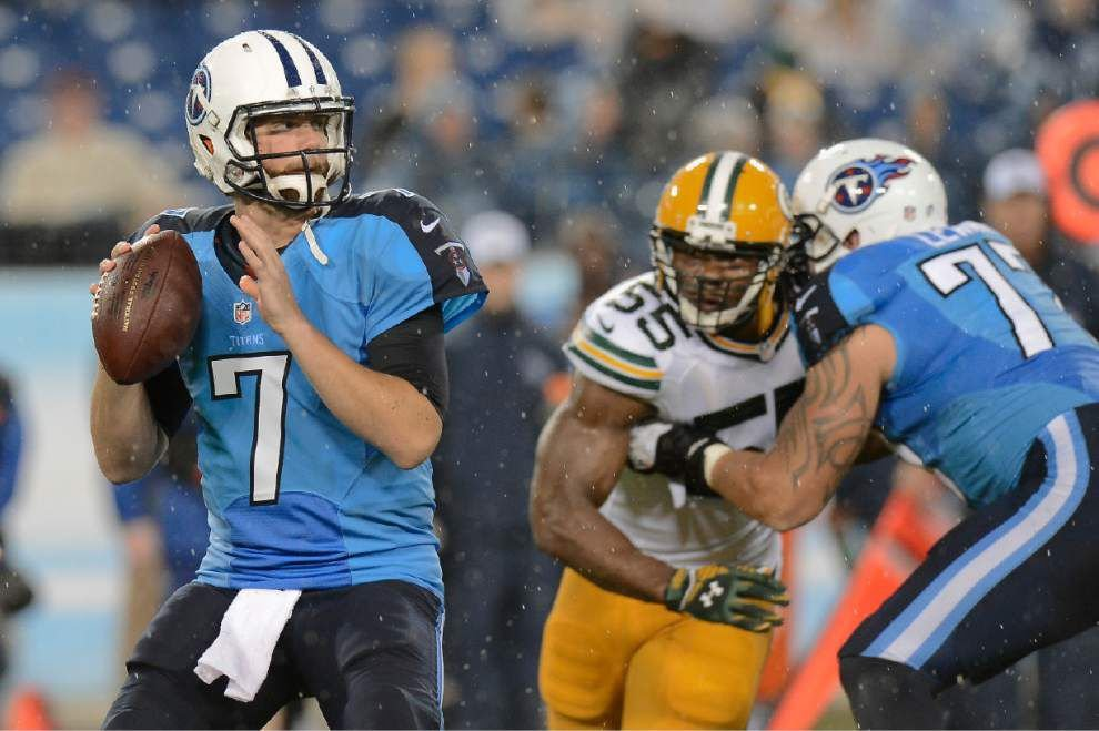 Podcast: Former Tiger Zach Mettenberger shows flashes of good play with Titans _lowres