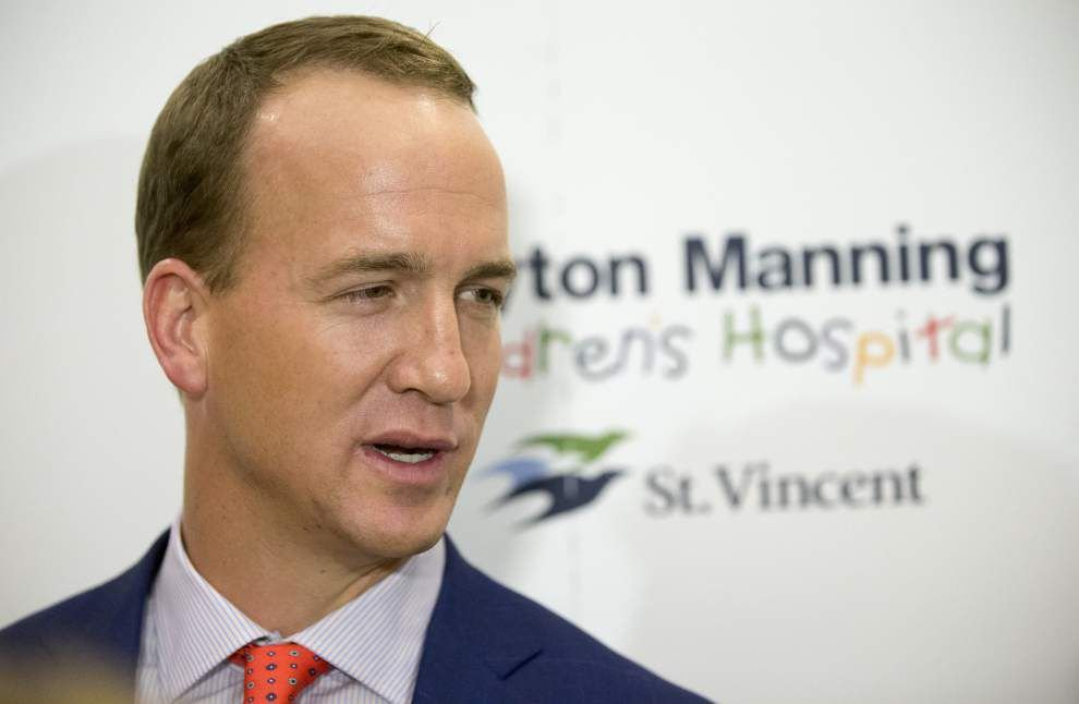 Peyton Manning stays mum on Deflategate _lowres