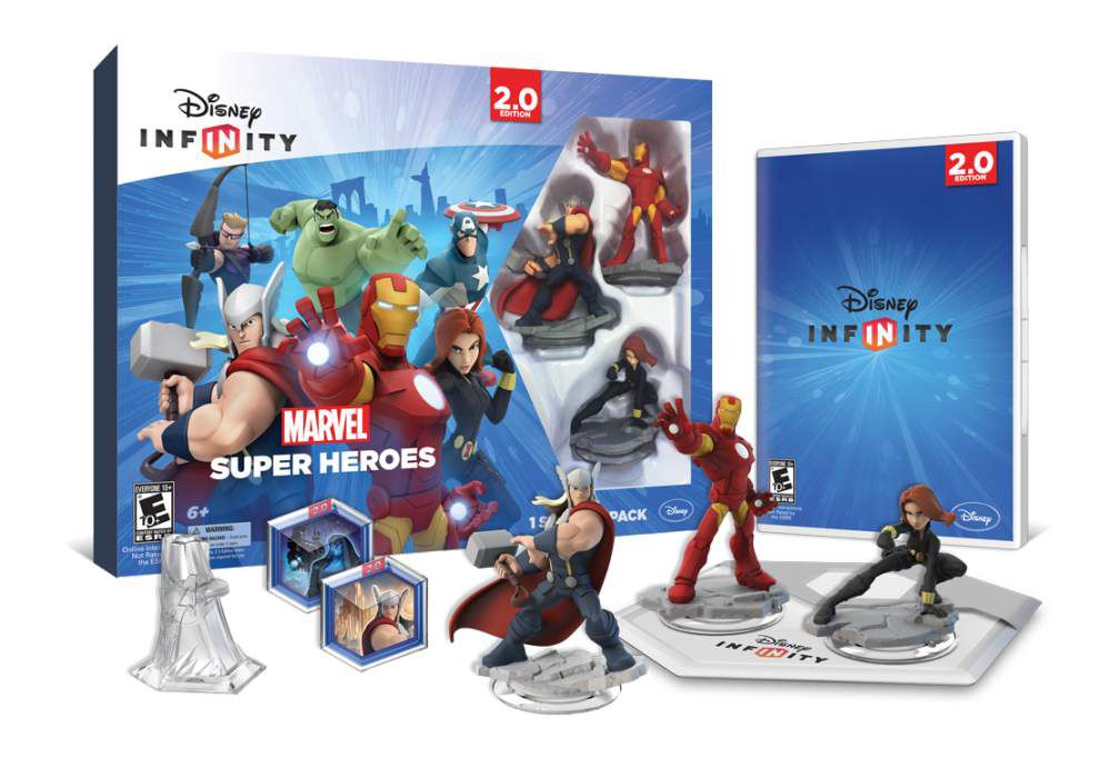 Avengers assemble in 'Disney Infinity 2.0' _lowres