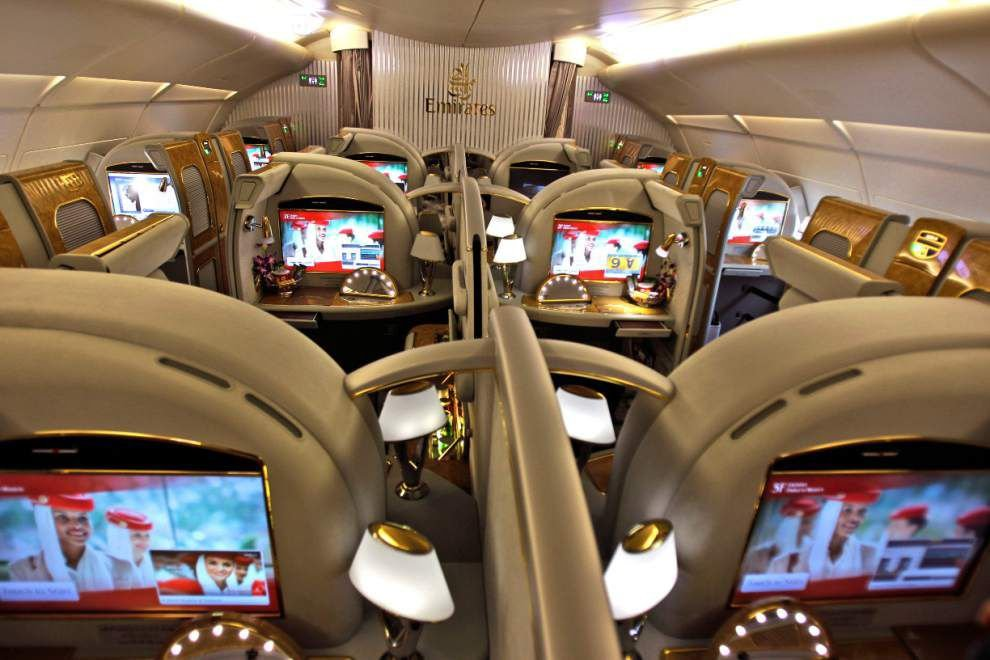 Airline perks that offer the luxury of privacy _lowres