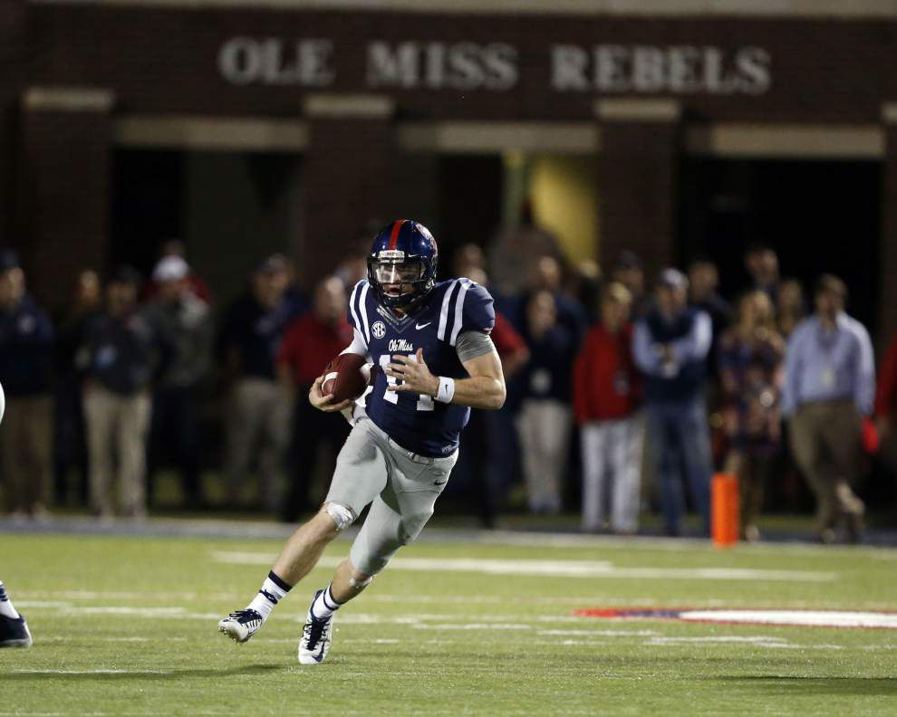 Less flash, but more wins for Ole Miss and QB Bo Wallace _lowres