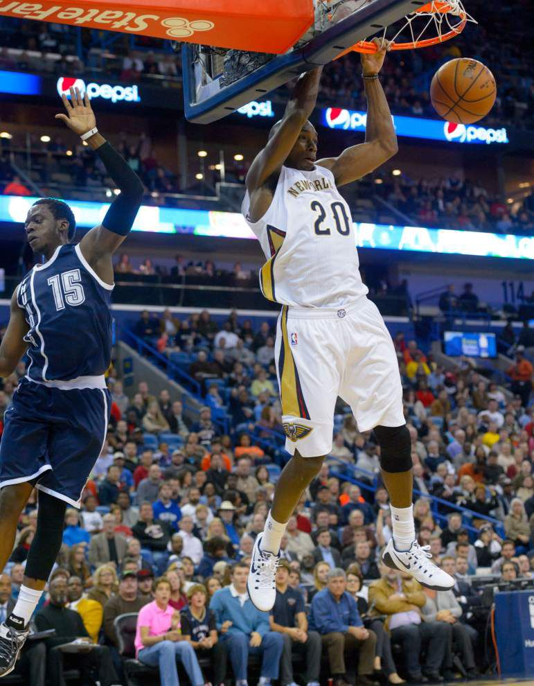Pelicans start second half with back-to-back against Magic and Heat _lowres
