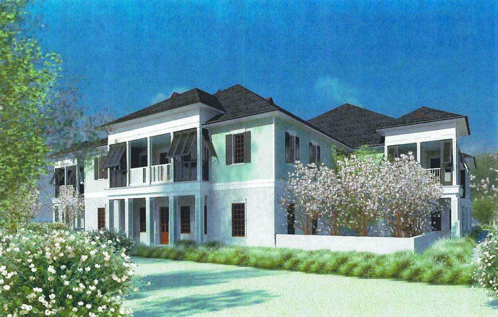 $20 million Zachary assisted-living center planned _lowres