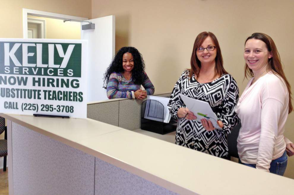 To avoid possible Affordable Care Act fines, Ascension Parish school system turns to Kelly services to hire its substitute teachers _lowres