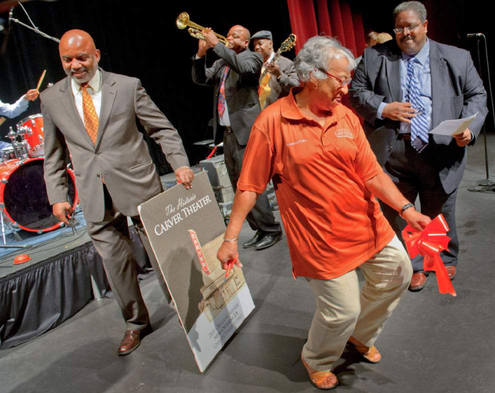Historic Carver Theater returns to N.O. landscape _lowres