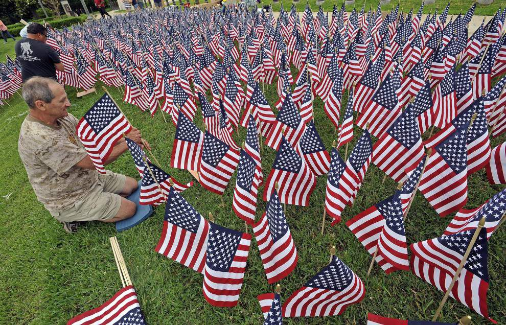 Our Views: Memorial Day: Remembering our American warriors _lowres